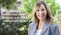 What happens when you want to take advantage of a great property investment opportunity but your cash is tied up elsewhere? Melbourne-based property investor Kim Castles found the answer in a deposit bond.