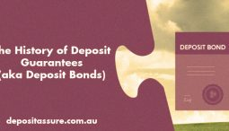 Ever wondered where deposit bonds came from? Deposit bonds, also known as deposit guarantees, have been helping Australians buy houses for almost two decades. So how did it all begin?
